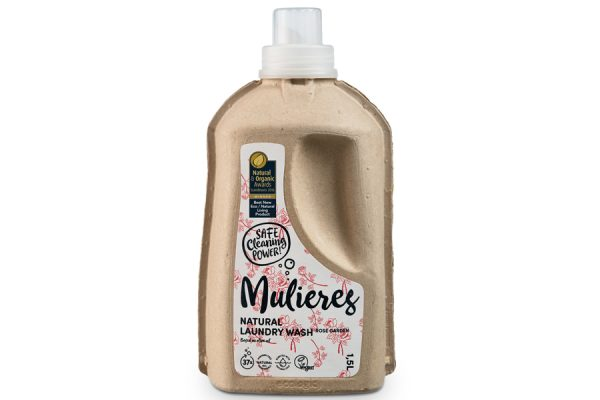 Mulieres Natural Laundry Wash Rose Garden