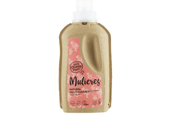 Mulieres Natural Multi Cleaner Rose Garden