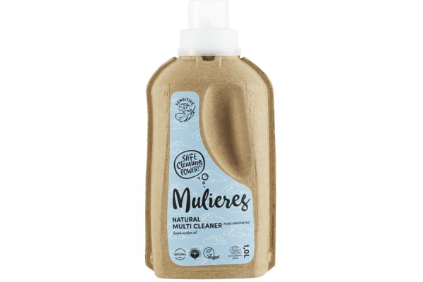 Mulieres Natural Multi Cleaner Unscented